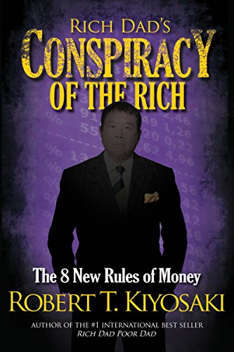 Rich Dad's Conspiracy of the Rich Book